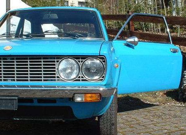 Fiat 128 Coupé 3P
