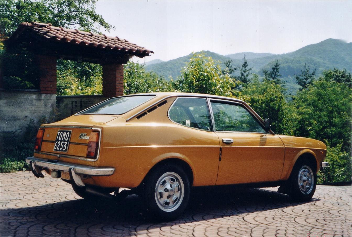Fiat 128 Coupé SL 1100