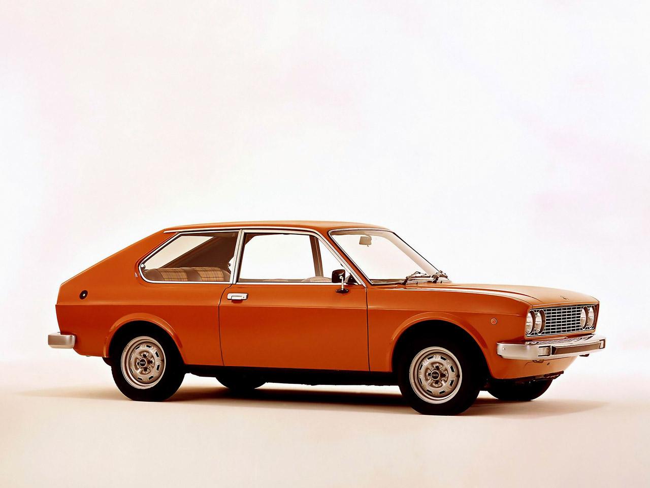 Fiat 128 Coupe' 3P - 1971/1975
