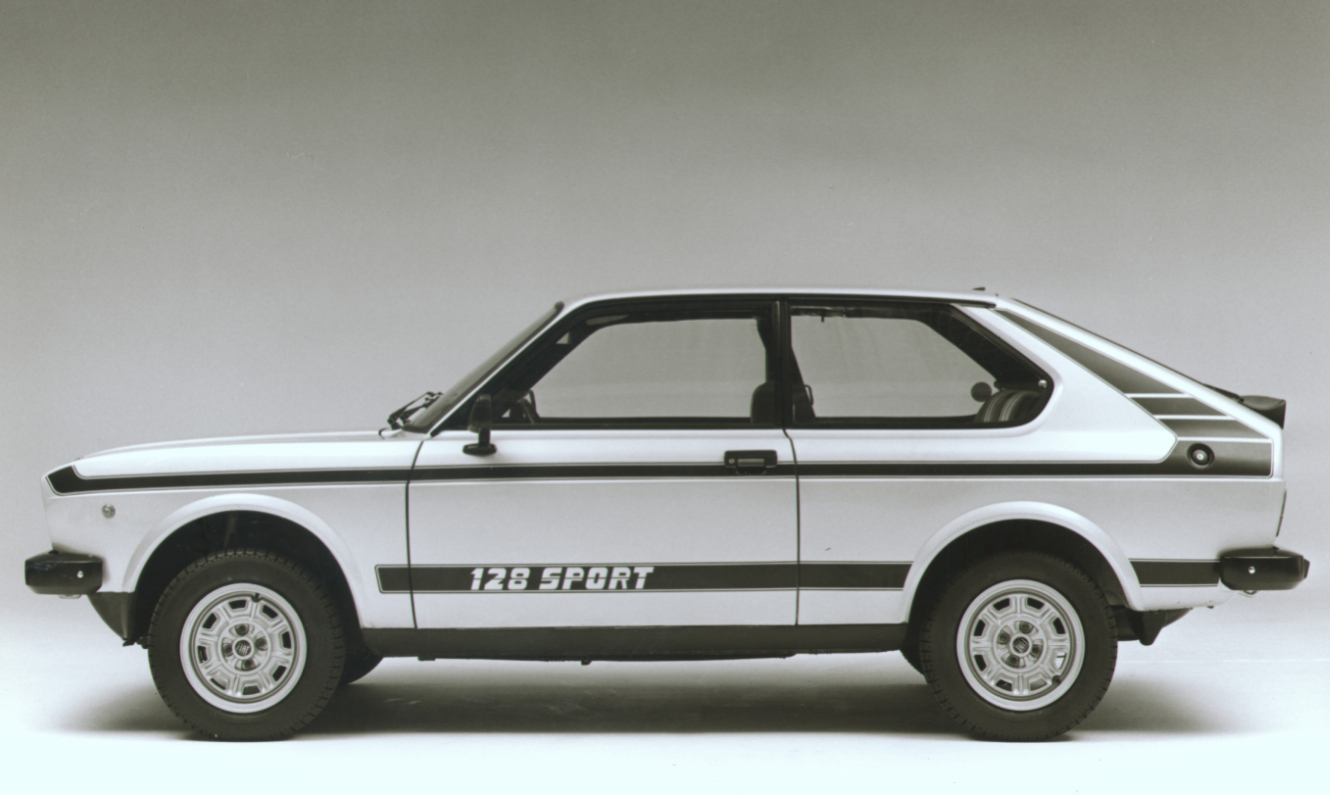 Fiat 128 Coupe' 3P Special Series