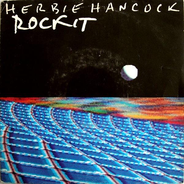 herbie hancock rockit copertina