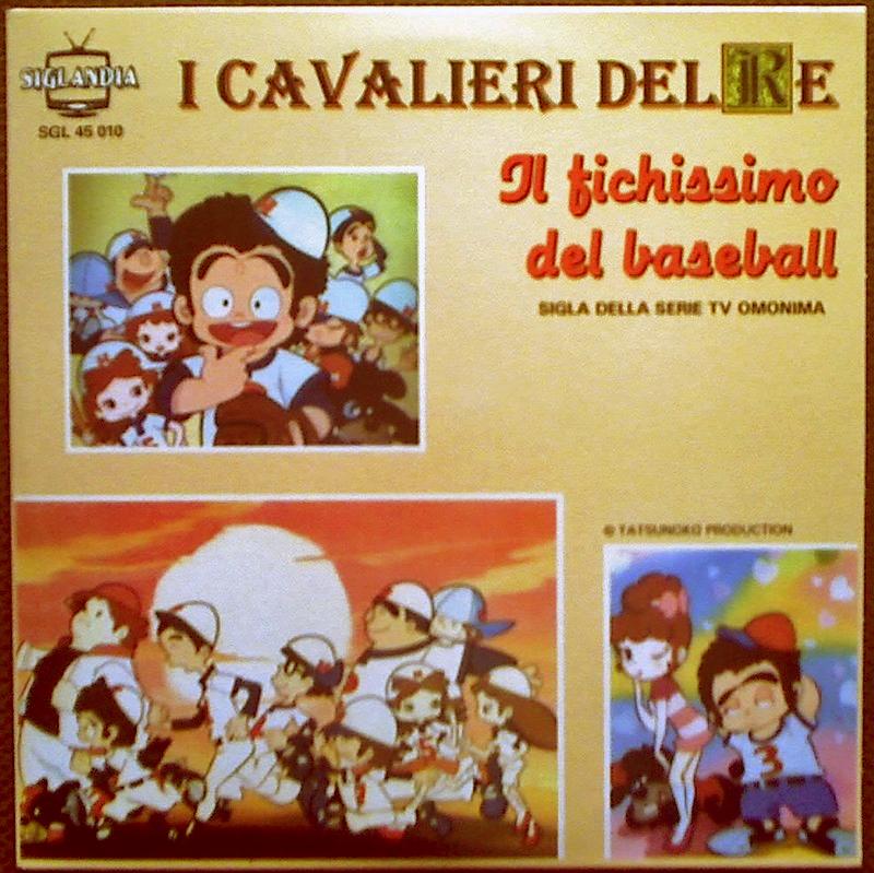 il fichissimo del baseball sigla cavalieri del re
