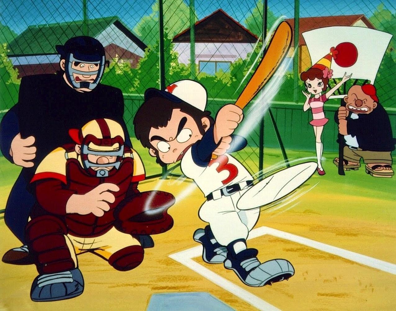 il-fichissimo-del-baseball_anime_anni_80