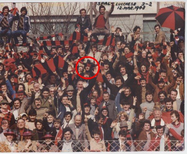 io a Ferrara nel 1978
