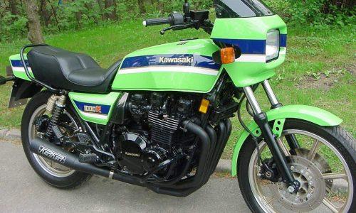 KAWASAKI Z1000 (1977/1980) – Giappone