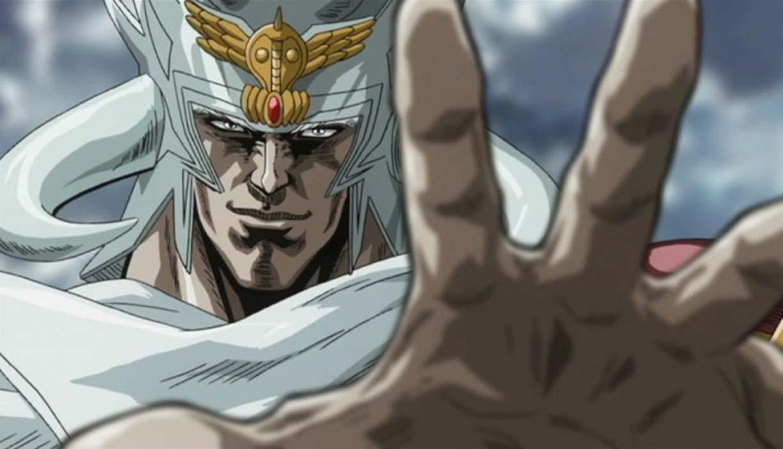 ken-il-guerriero-Il mitico Raoul, il più carismatico fra gli avversari di Kenshiro