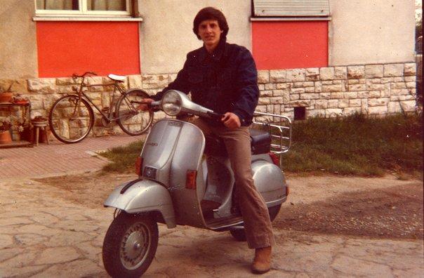 1979 - La mia prima Vespa