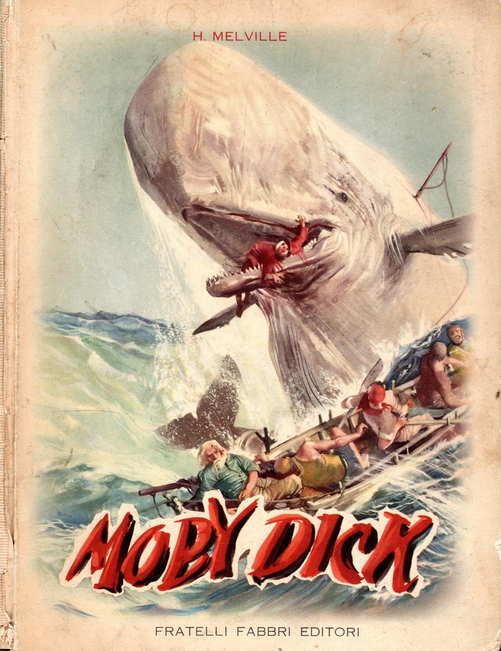 moby dick- fratelli fabbri editore