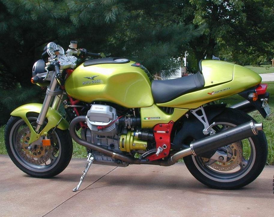 moto guzzi v11 sport 2000-