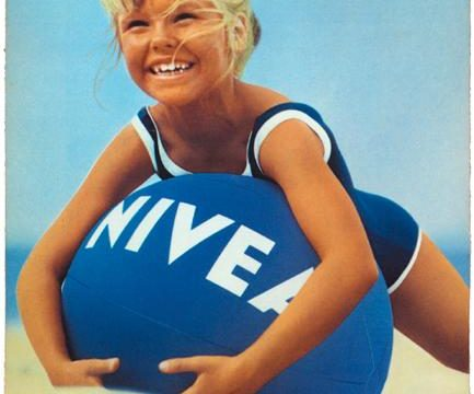 PALLONE NIVEA – Divertimento al Sole (Dagli anni '30)