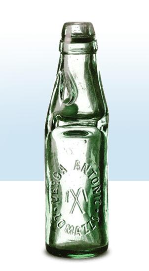 spumador la prima storica bottiglia