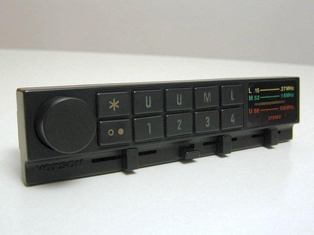 Voxson - Autoradio Mostro