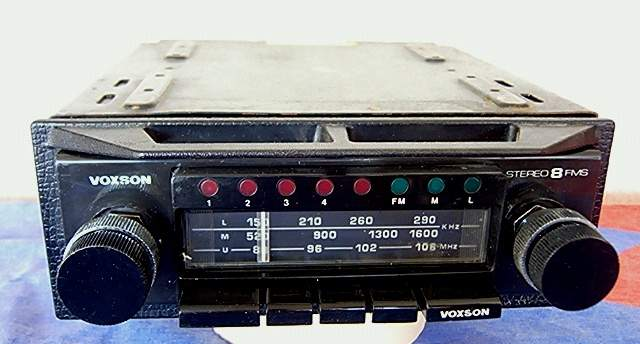 Voxson - Autoradio Stereo8