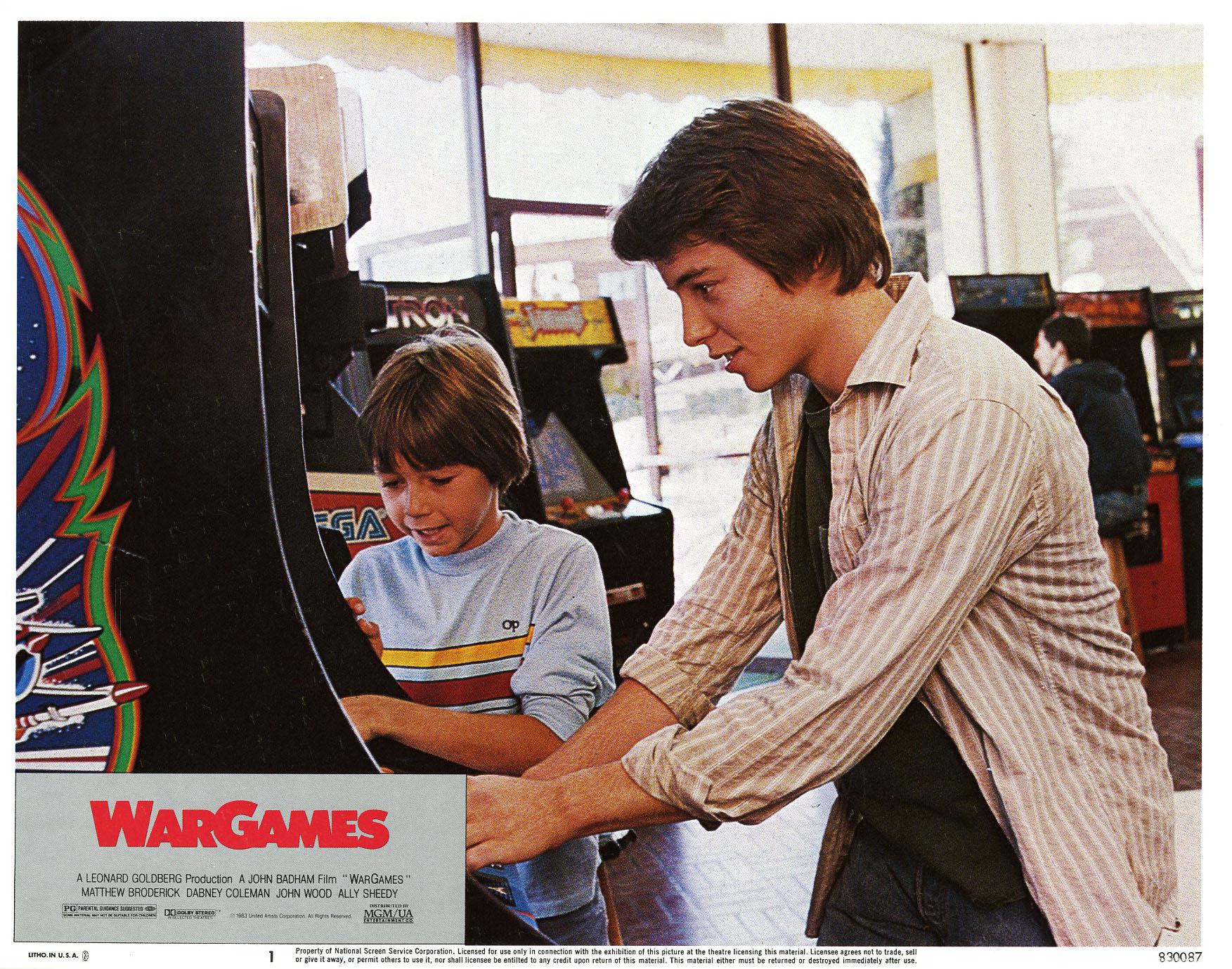 WarGames - gioca con il Galaco Namco -