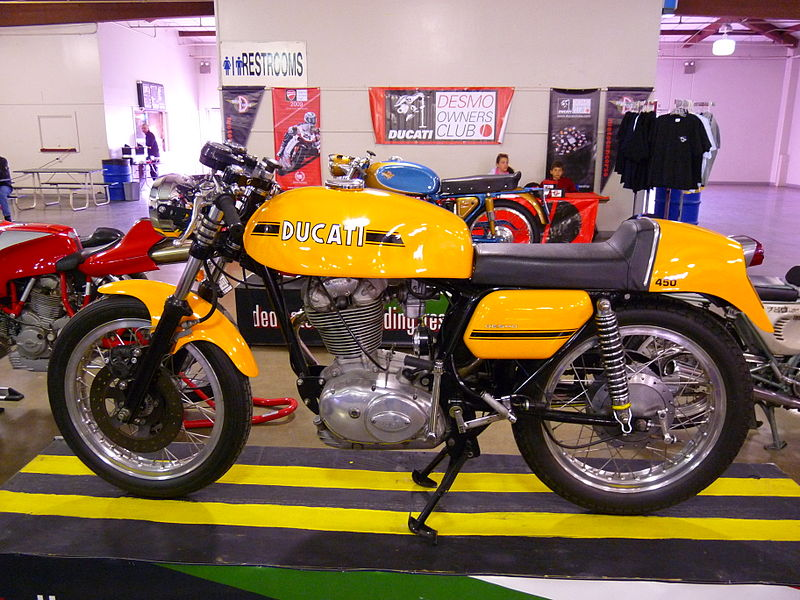 Ducati Desmo seconda serie
