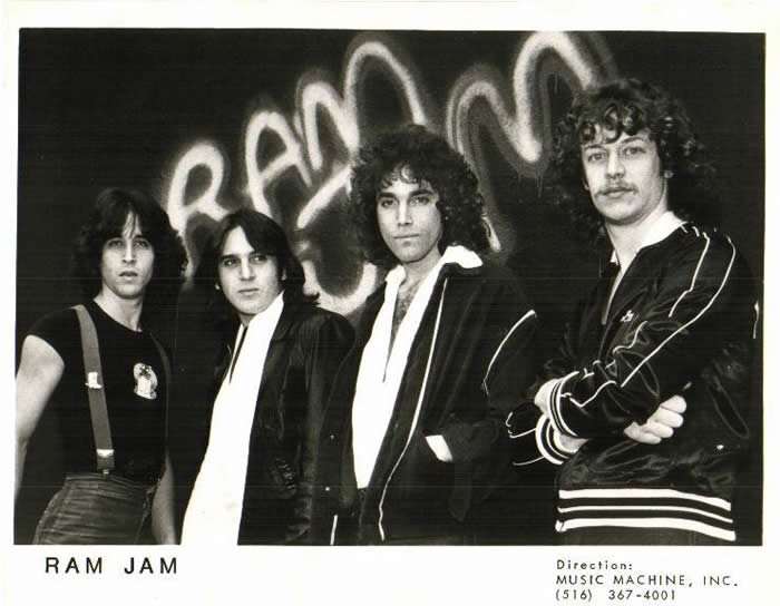 Ram Jam black betty copertina