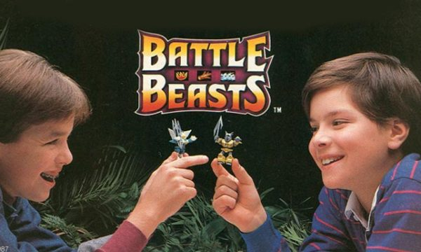 BATTLE BEASTS – Hasbro – (1984)