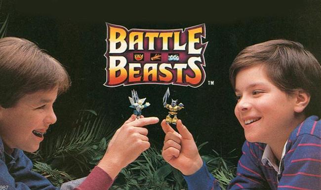 Battle beasts hasbro