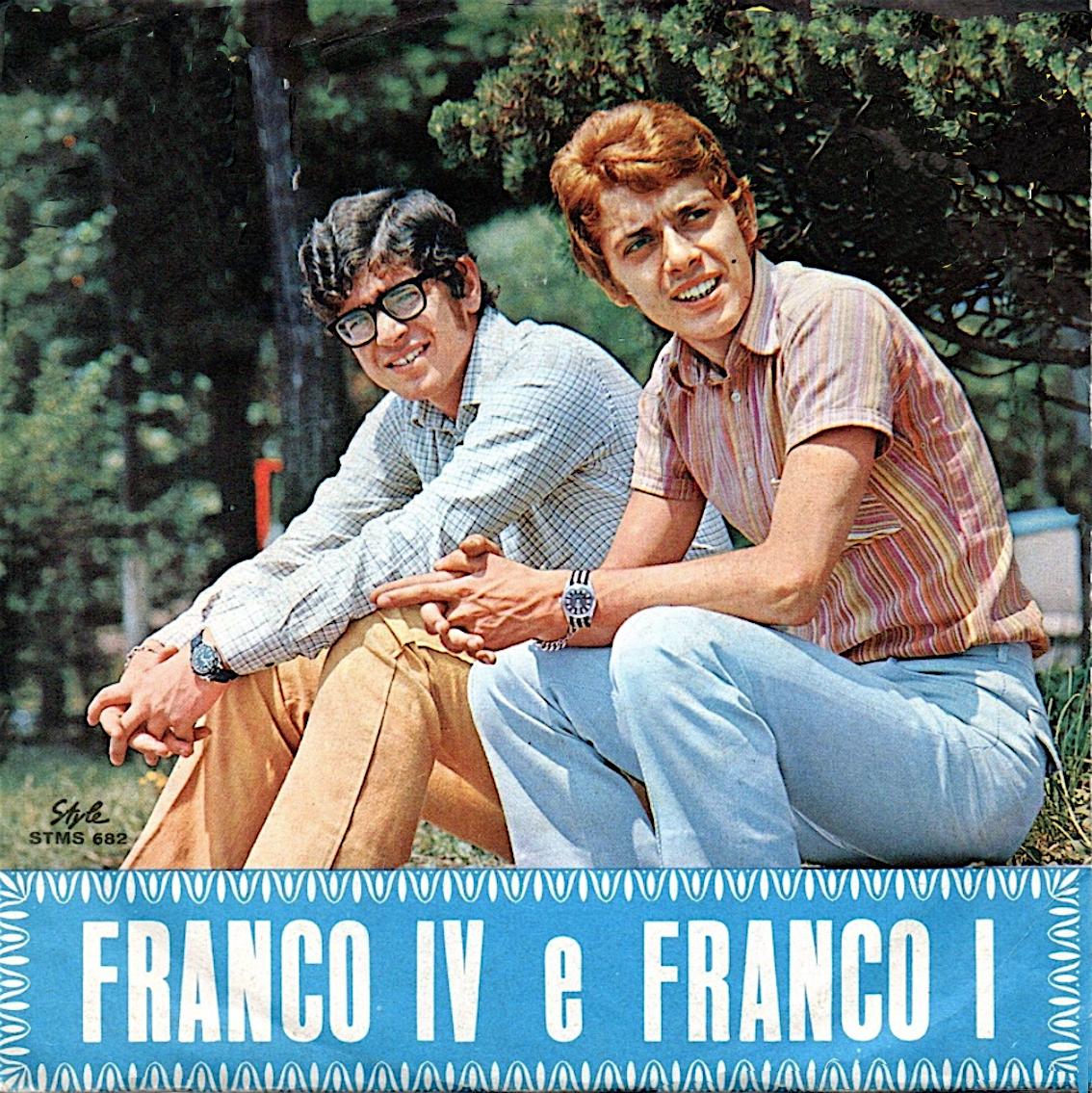 franco IV e Franco I anni 60