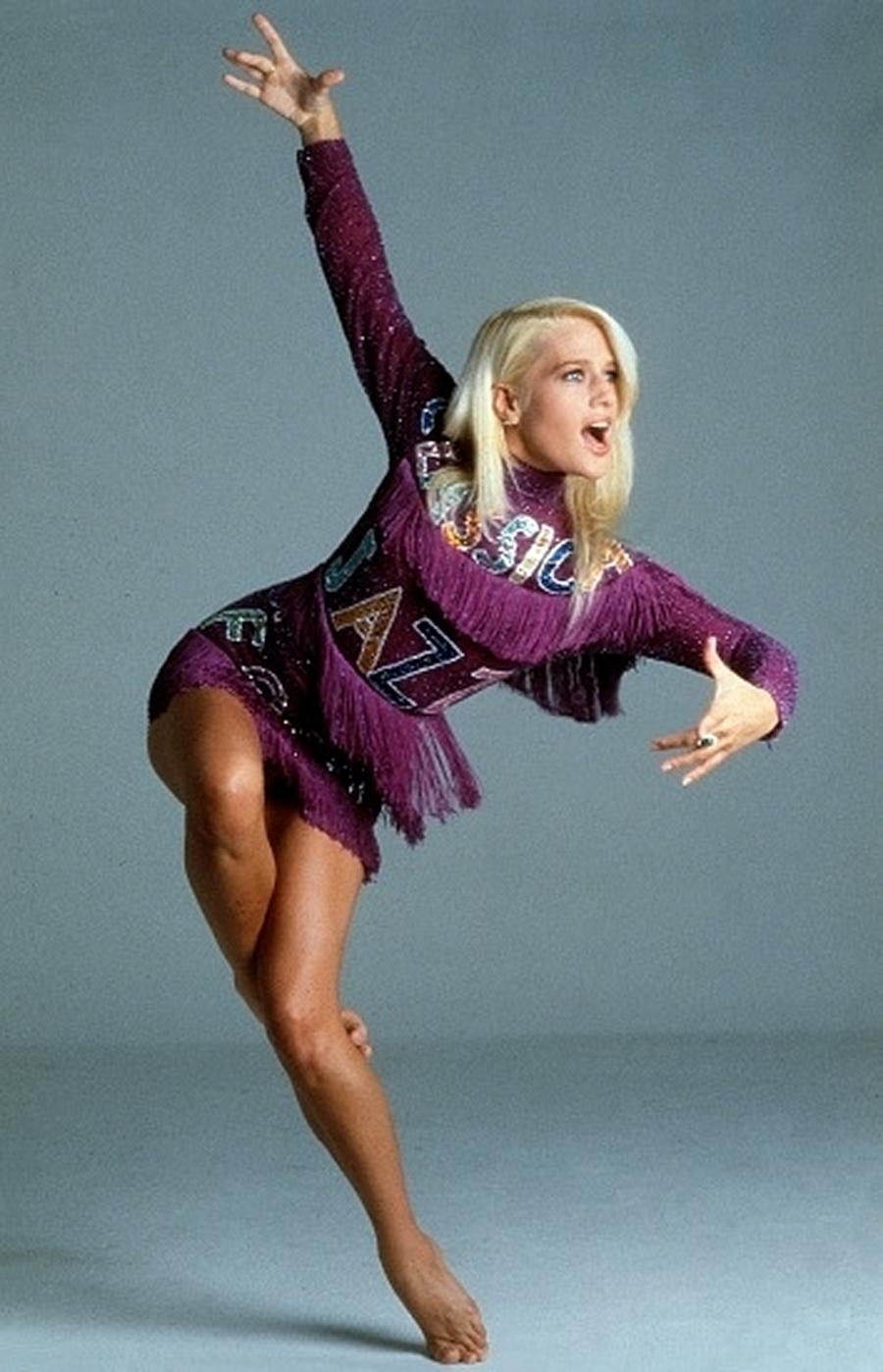 heather parisi balletto anni-80