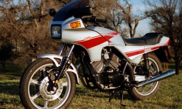 MOTO MORINI 350 K2 – (1983/1987) – Italia