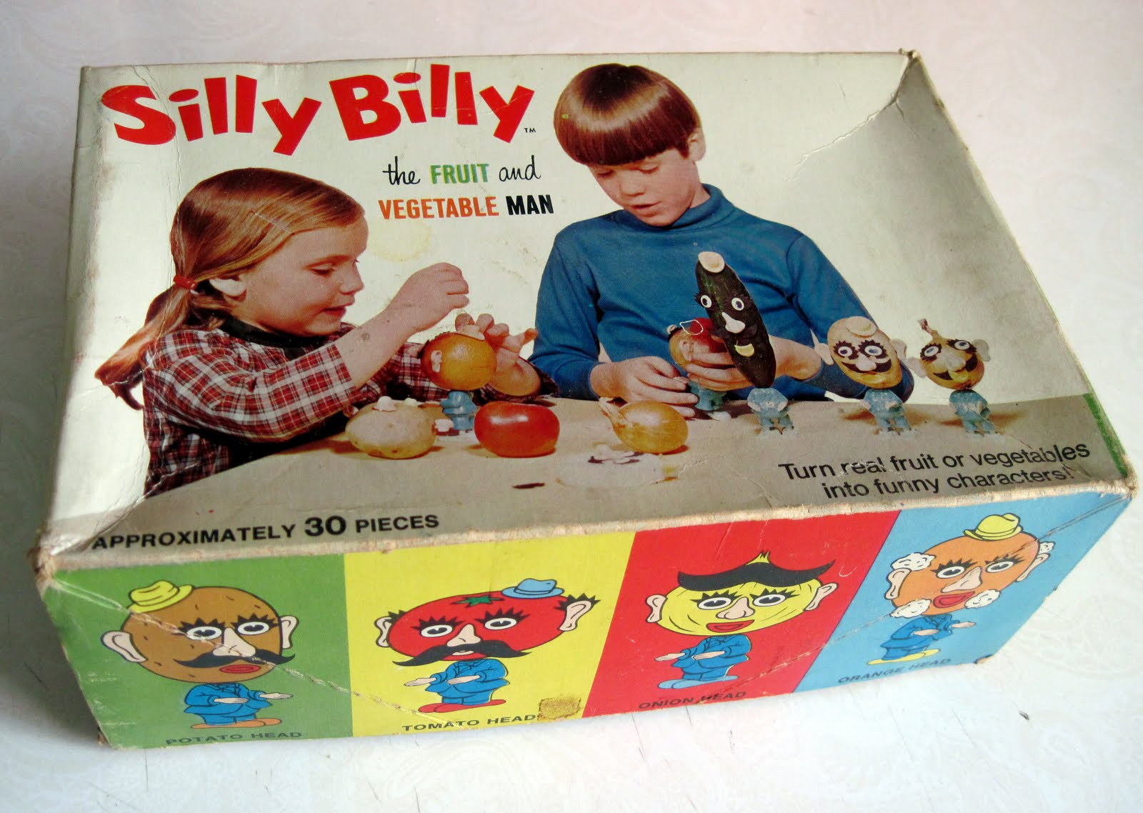 silly billy box