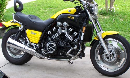 YAMAHA VMAX – (dal 1985) – Giappone
