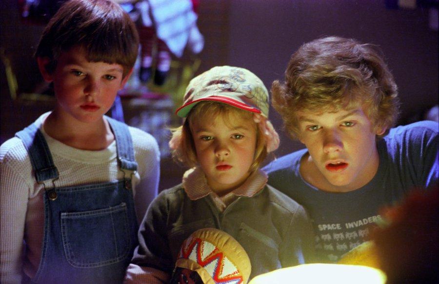 E.T. cast