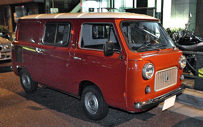 Fiat 850T - Trasporto promiscuo