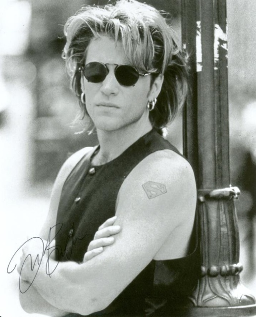 Jon Bon Jovi always