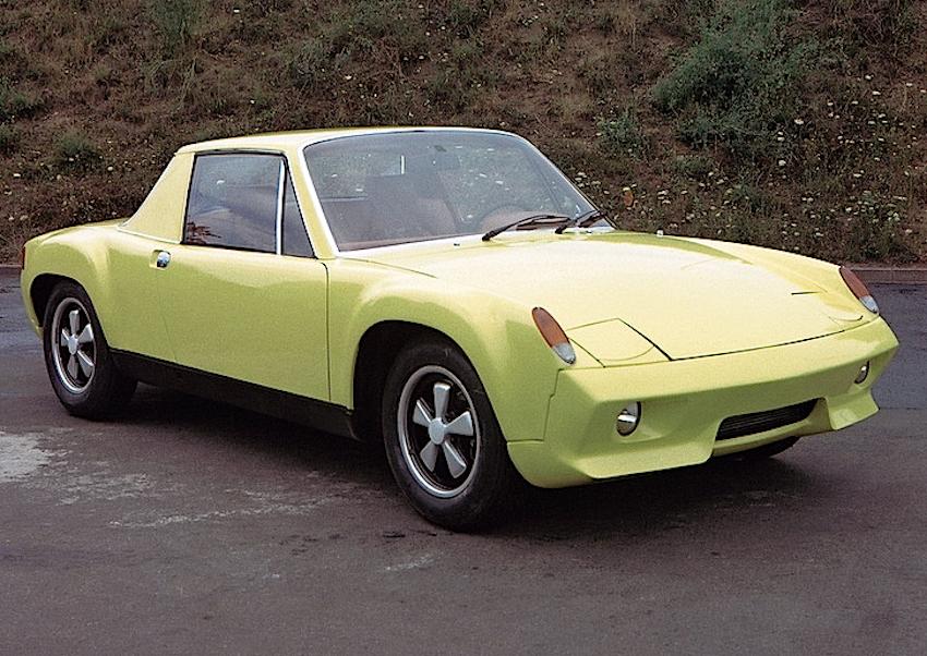 Porsche 916 1972