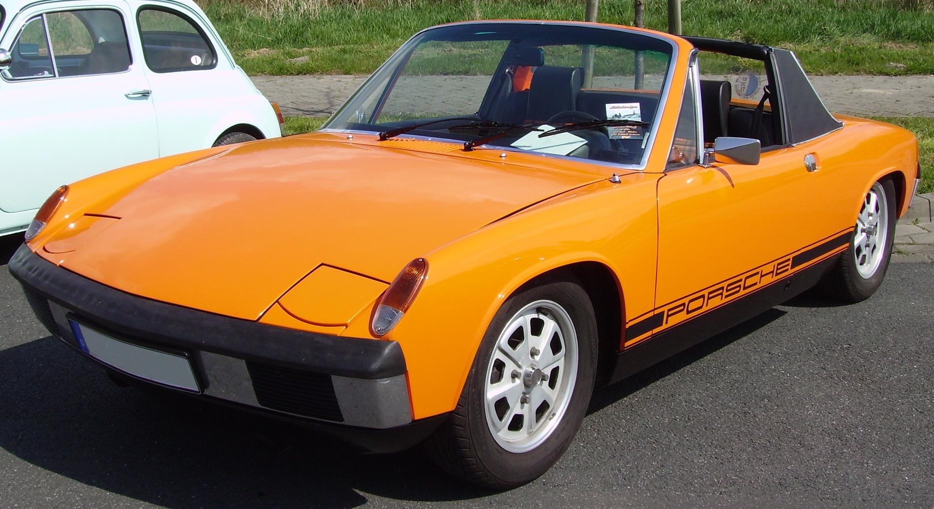 volkswagen Porsche 914 gt