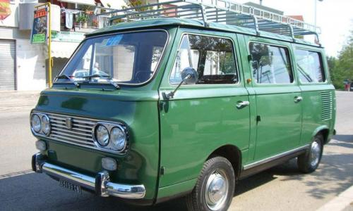 Storia dell'auto: FIAT 850T 900T e 900E – (1964/1985)