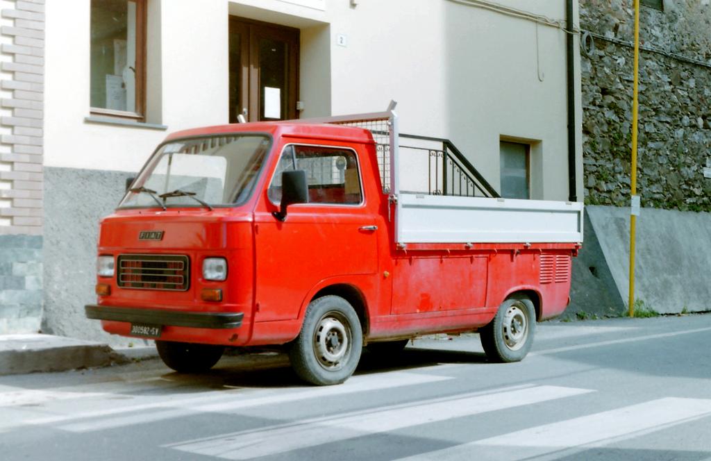 Fiat 900T Coriasco