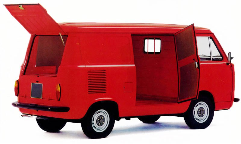 Fiat 900T Van