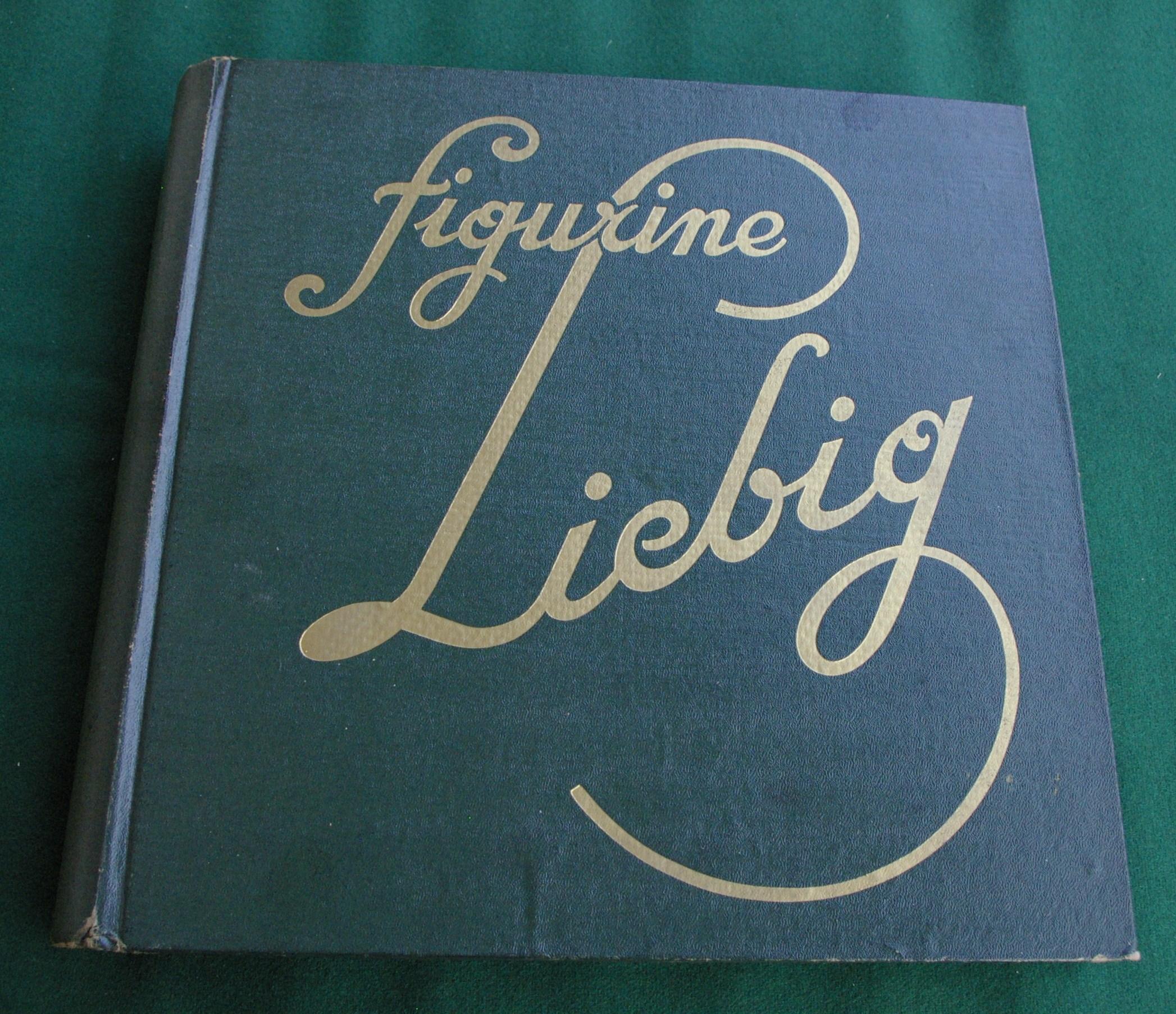 L'album delle figurine Liebig