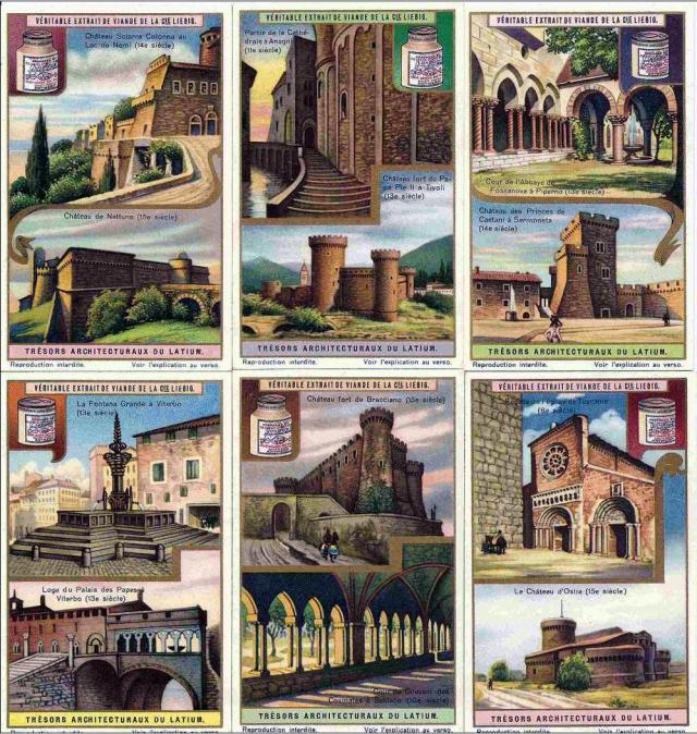figurine-liebig-architettura-arte-lazio-tivoli-campagna-romana