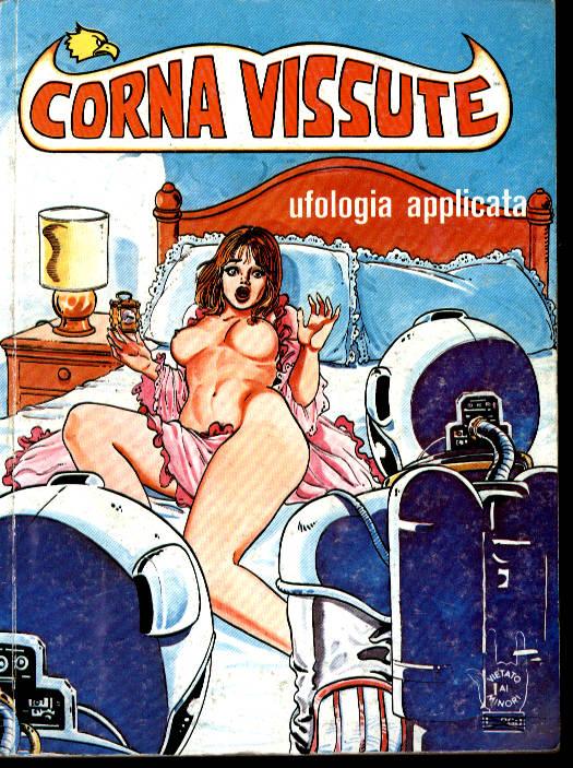 fumetto erotico corna vissute