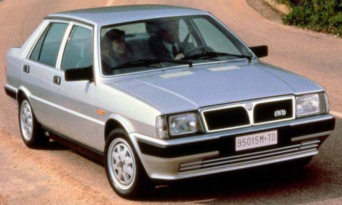 Storia dell'auto: LANCIA PRISMA – (1982/1989)