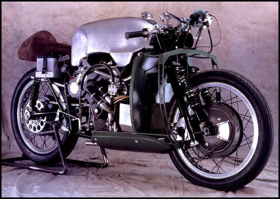 Moto Guzzi 8 cilindri v8