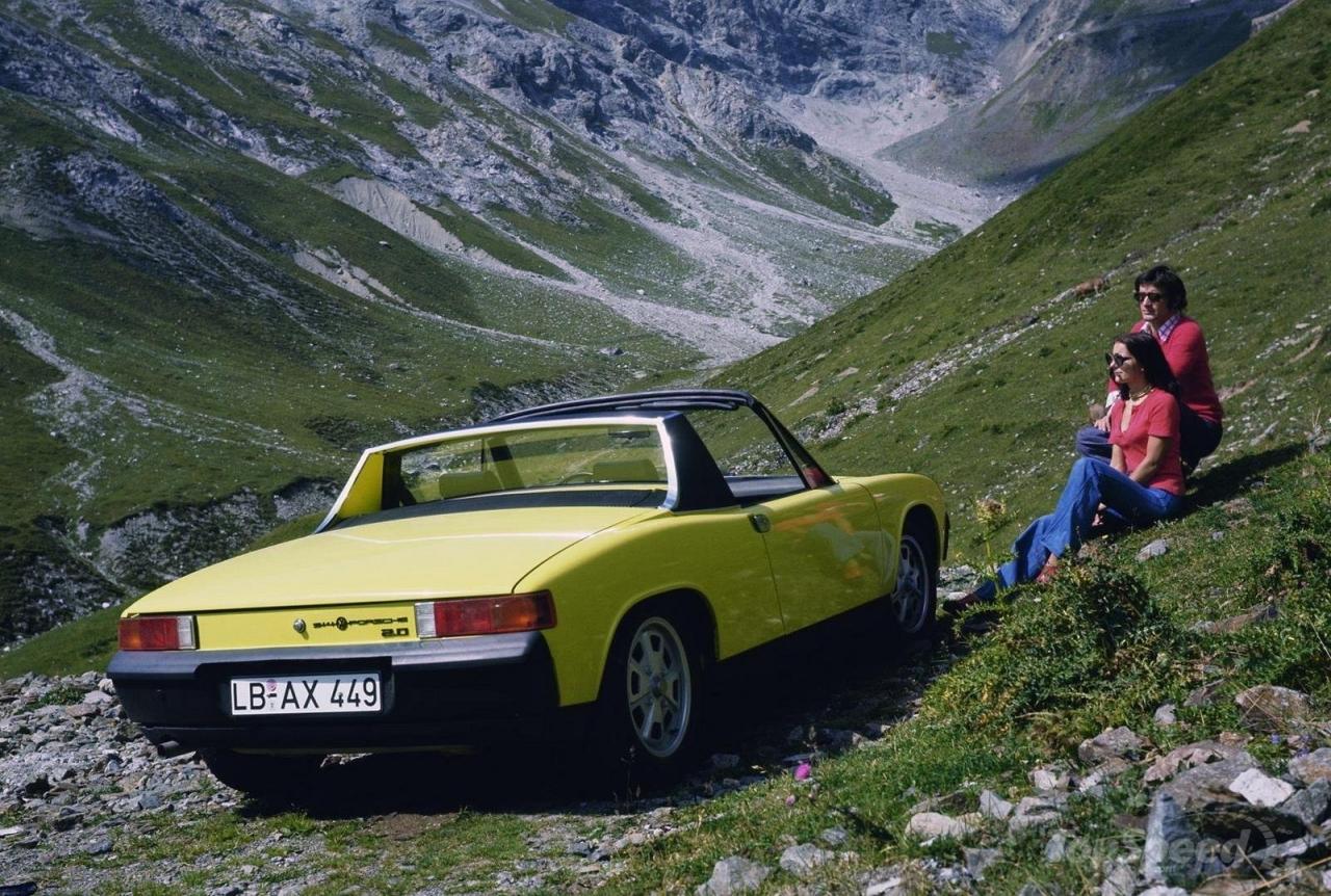 volkswagen porsche 914-