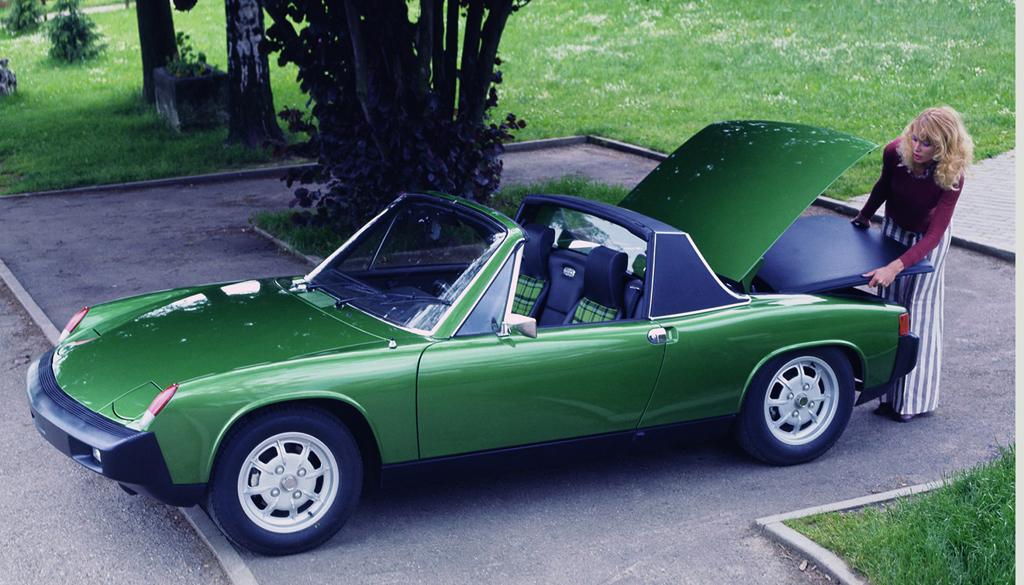volkswagen porsche 914 hard-top