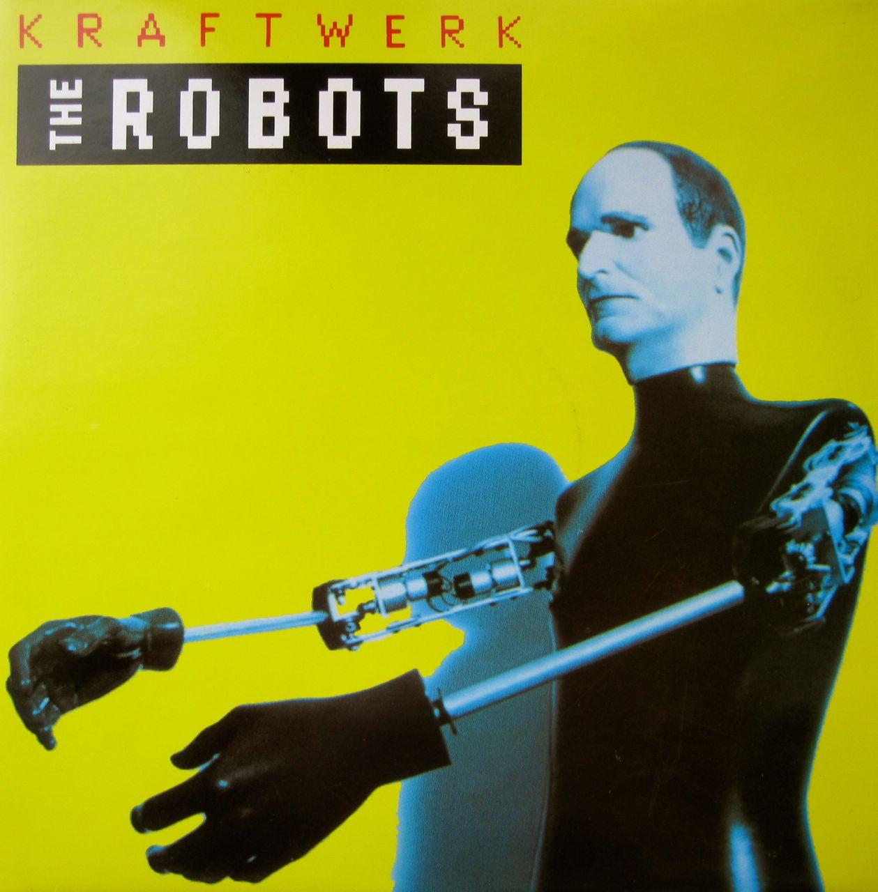 the robots kraftwerk