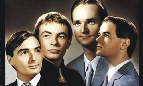 TRANS EUROPE EXPRESS / THE ROBOTS – Kraftwerk 1977-1978
