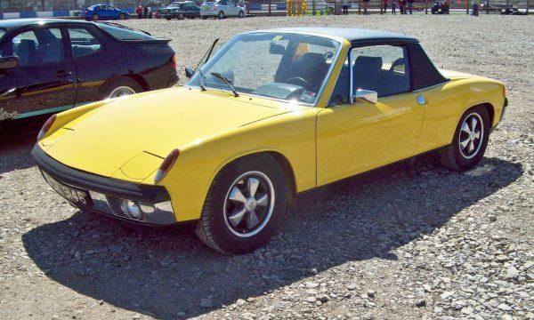Storia auto: VOLKSWAGEN PORSCHE 914 – (1969/1975)