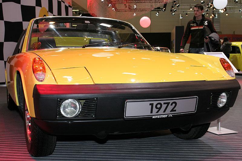 volkswagen porsche 914 1972