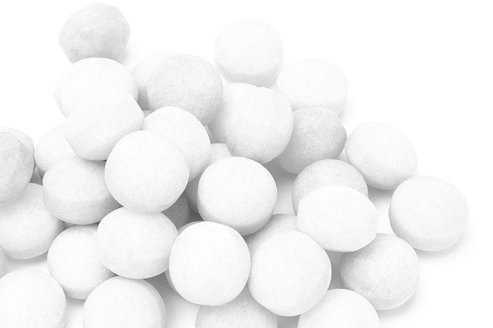 naftalina in palline tarme