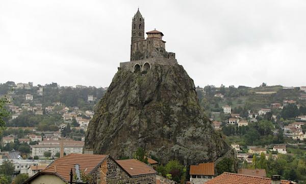 Luoghi MIsteriosi dal mondo: Santuario di SAINT MICHEL D'AIGUILHE