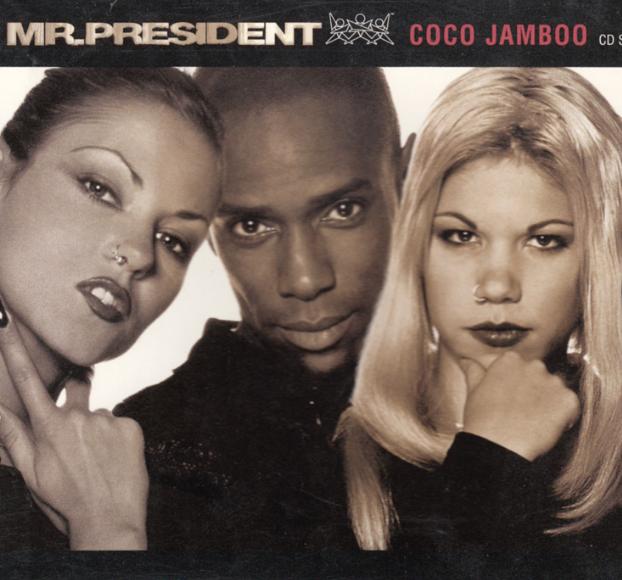 Mr president coco jamboo copertina