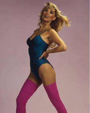 Barbara Bouchet 1983